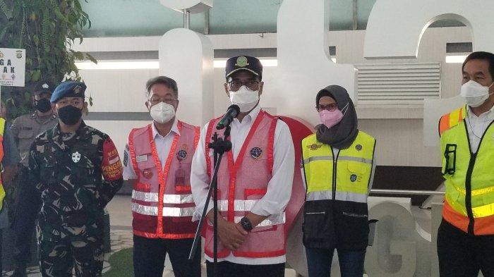 Menhub Prediksi Lonjakan Penumpang Tetap Ada di Bandara Soekarno-Hatta Mendekati Lebaran