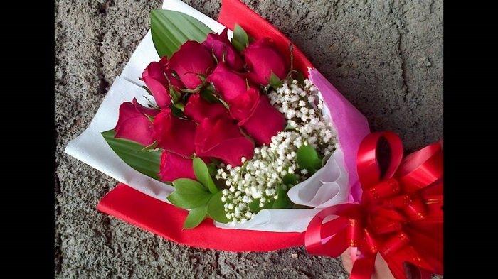 Buket Bunga Mawar
