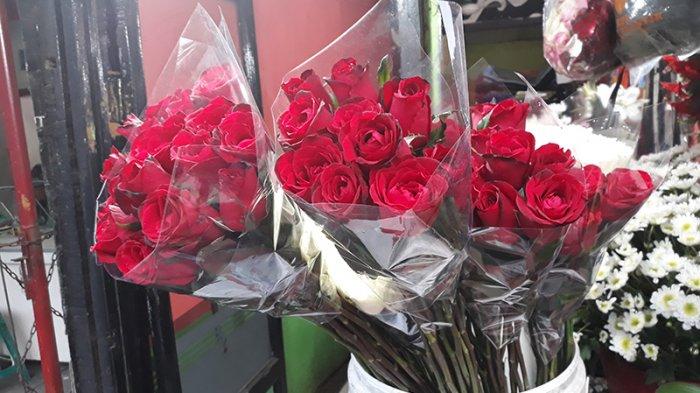 Hari Valentine Identik dengan Mawar, Ketahui Tiga Faktanya