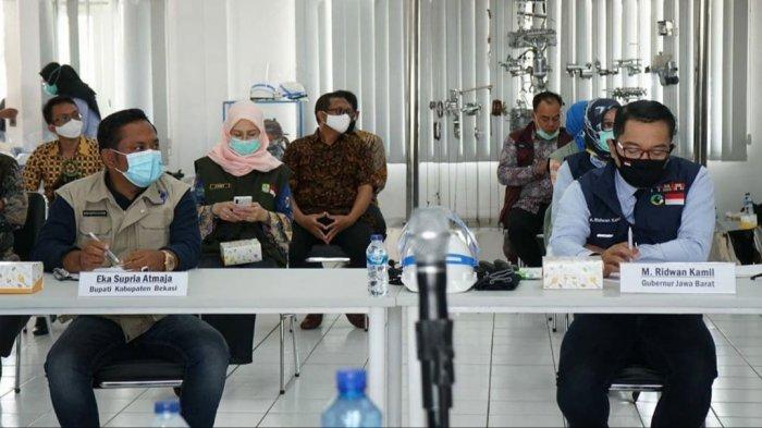 Gubernur Ridwan Kamil: Bupati Bekasi Bisa Terapkan Jam Malam untuk Pembatasan Kegiatan