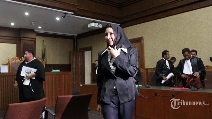 Rita Widyasari, Bupati nonaktif Kukar: Saya Bukan Tidak Stres Tapi Diikhlaskan