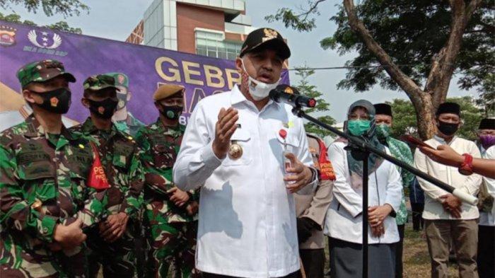 Bupati Tangerang Hari ini Vaksinasi Covid-19 Tahap Kedua