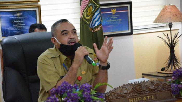 Pelonjakan Covid-19 Saat 17 Agustus di Kabupaten Tangerang Jadi Alasan PSBB Diperpanjang