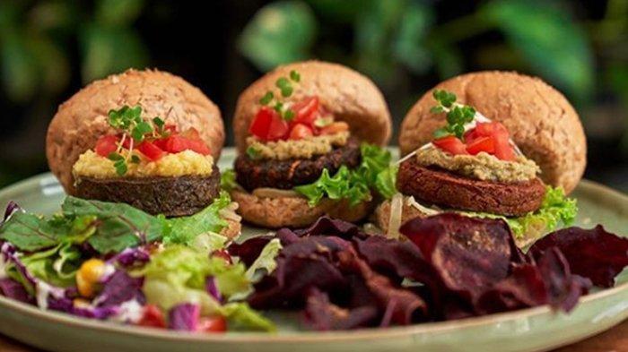 5 Restoran Khusus Vegetarian yang Enak di Jakarta, Bisa Makan Burger hingga Rendang Tanpa 'Dosa'