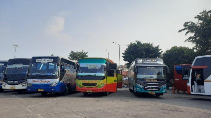 2 Terminal di Jakarta Masih Layani Penumpang Bus AKAP Untuk Keperluan Mendesak dan Penuhi Syarat