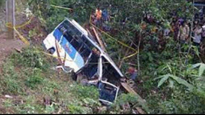 Korban Kecelakaan Bus di Sumedang Sempat Video Call Keluarga, Sampaikan Permintaan Terakhir