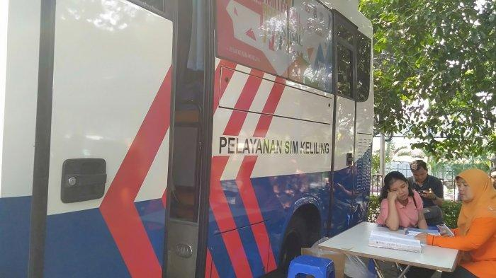 Jadwal SIM Keliling di Jakarta dan Bodetabek Jumat 25 Juni 2021