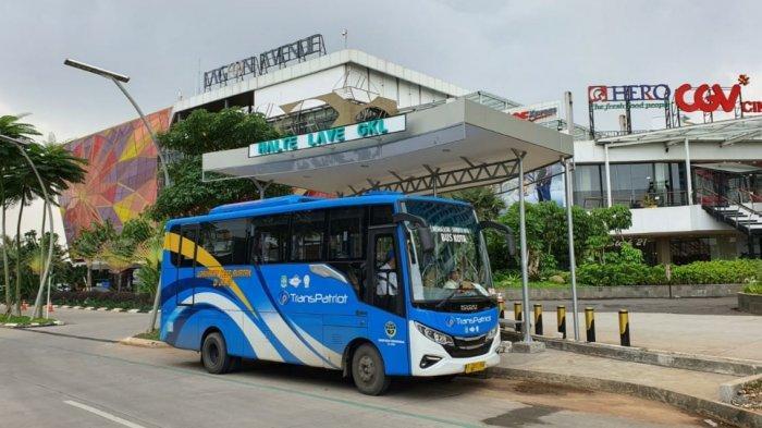 Bus TransPatriot layani rute baru ke kawasan Grand Kamala Lagoon.