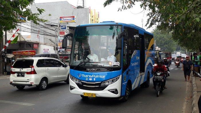 Operasional Dua Koridor Bus Transpatriot Bekasi Resmi Dihentikan, Ini Penyebabnya