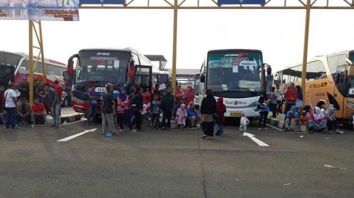 PSBB Transisi, 2 Terminal Ini Belum Melayani Bus AKAP Lintas Jabodetabek