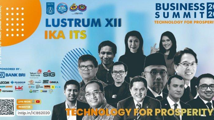Support Start Up, PP IKA-ITS Gelar Innovation Challenge dan Bussines Summit