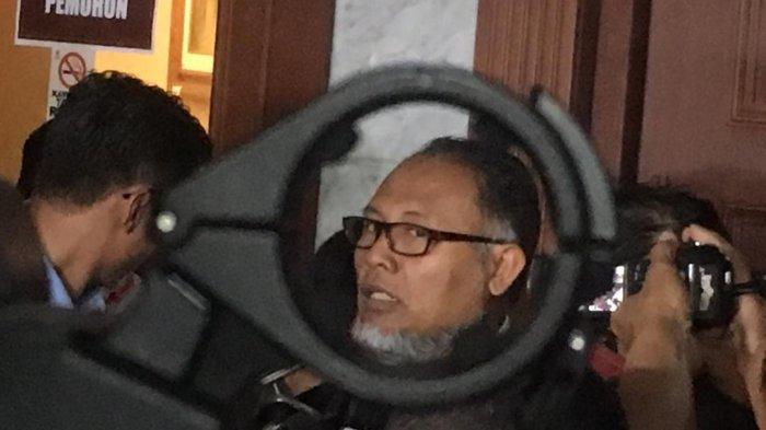 2 Kali Pembacaan Vonis Diskors, BW Ingin Dengar Putusan Hakim Soal Keabsahan Pencalonan Ma'ruf Amin