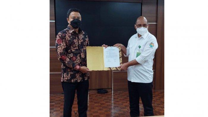 PT BSI Serahkan Lahan Kompensasi Seluas 857,26 Hektare ke Kementerian LHK