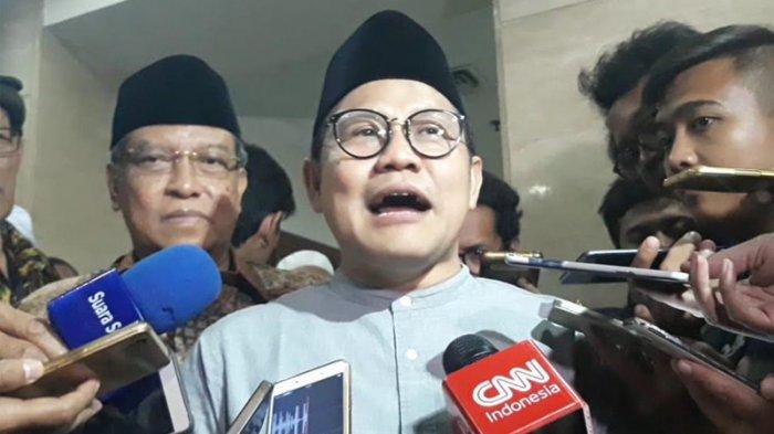 Anggap Koalisi Jokowi Kegemukan untuk Dimasuki Oposisi, Cak Imin: Jangan Kurangi Jatah PKB Deh