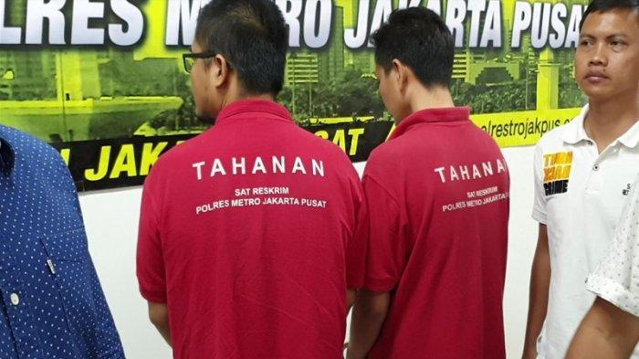 Tipu Korban Hingga Ratusan Juta Rupiah, Caleg Partai PAN Ditangkap Polisi di Kemayoran