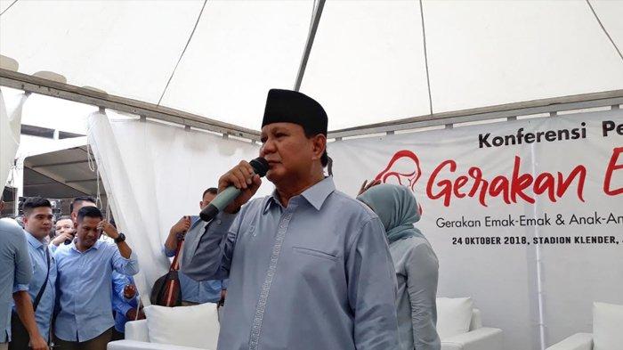 Mengenal Sederet Hotel Mewah yang Disebut Prabowo di Pidato Boyolali