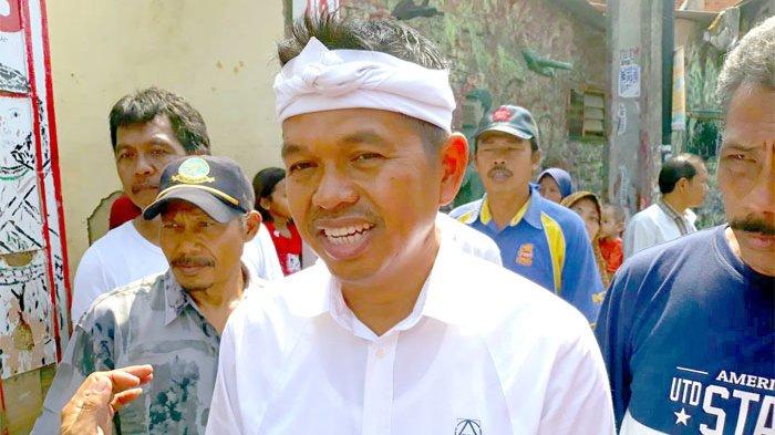 Dedi Mulyadi Sebut Jakarta Bukan Banjir Air, Tapi Banjir Pilpres 2024