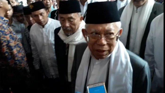 Sisi Lain Maruf Amin: Punya 2 Jabatan Penting Sebelum Jadi Wapres & Keturunan Imam Masjidil Haram