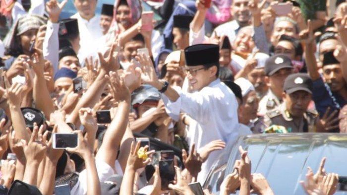 Beda Sandiaga dan Mahfud MD Tanggapi Eggi Sudjana, Keadilan hingga People Power Jadi Sorotan