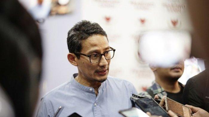 Ditanya Kesediaan Jika Dipilih Jadi Menteri Jokowi, Sandiaga Uno Ngakak: Saya Sangat Terhormat