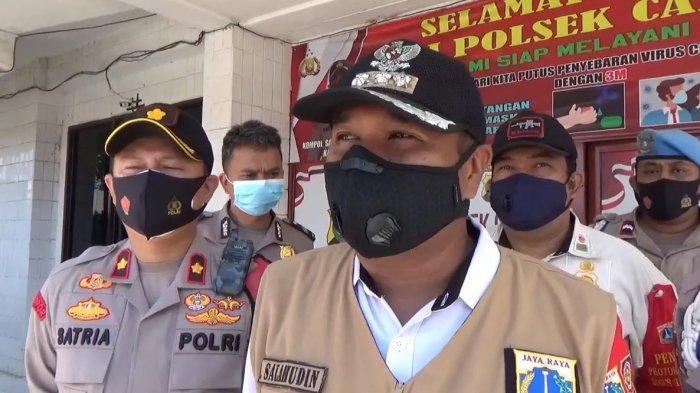 18 KK Terdampak Normalisasi Kali Rawa Rengas Cakung Ditawari Pindah ke Rusun
