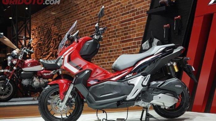 Seabrek Fitur Canggih Honda ADV150, Skutik Penjelajah Calon Bintang