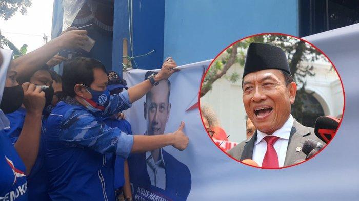 Partai Demokrat Kubu Moeldoko Daftar Kemenkumham, Ferdinand Hutahaean: Gong Pembuka Perang
