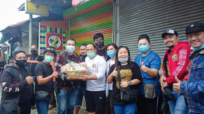 Komunitas Bikers Gelar Gotong Royong Lawan Corona: Bagikan 500 Paket Sarapan Pagi Gratis
