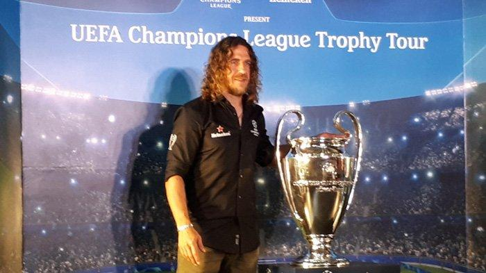 Sedang Berlangsung Link Live Streaming Undian Perempat Final Liga Champions Eropa