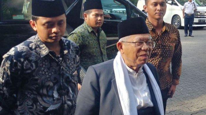 GNPF Dukung Prabowo-Sandi, Ma'ruf Amin Klaim Didukung 400 Kiai Besar