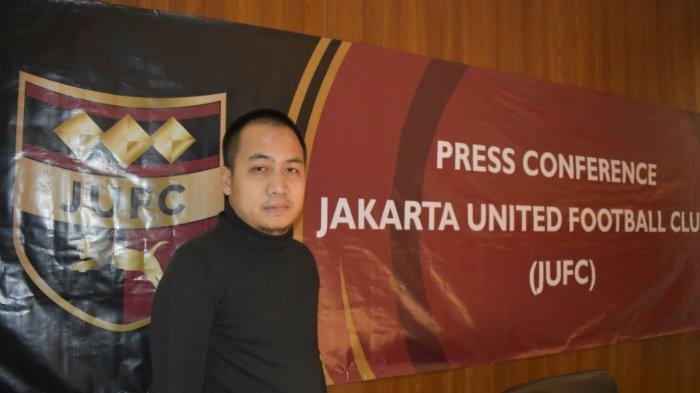 Jakarta United Siap Bertarung di Liga 3 DKI Jakarta, Target Promosi ke Liga 2 Musim Depan