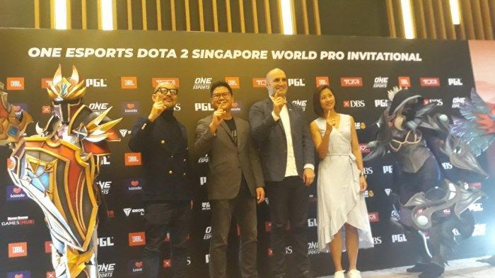 Singapura Akan Gelar Kejuaraan Bergengsi Dota 2 Major Bulan Juni 2020