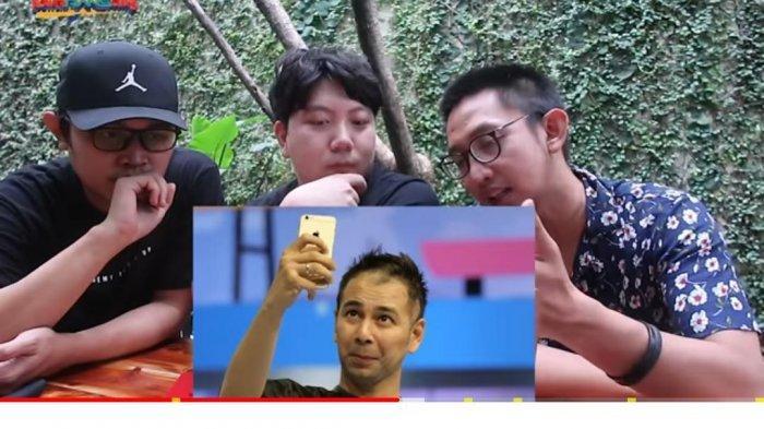 Cerita di Balik Foto Lawas Raffi Ahmad Berambut Setengah Botak, Berkaitan dengan Nagita Slavina