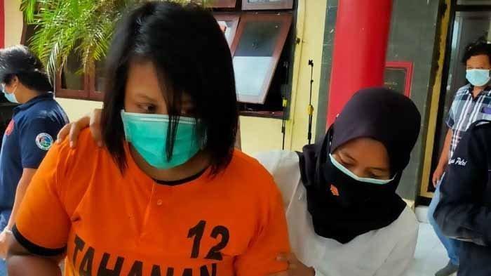 Ibu Muda 3 Anak Ini Jual Kopi Sepaket dengan Narkoba, Pembeli Dimanjakan Layanan Plus-plus