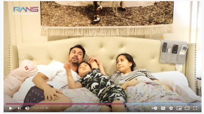 Nagita Slavina Nangis Rafathar Positif Covid-19, Raffi Ahmad Bersyukur Keluarga Sembuh: Sebulan Lalu