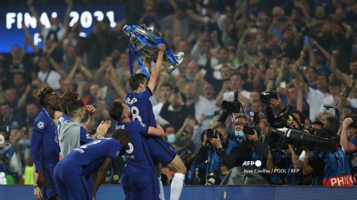 Manchester City, Manchester United, Liverpool dan Chelsea, Kandidat Juara Musim Baru Liga Inggris