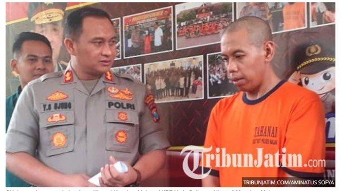 Siasat Bejat Guru BK di Malang Cabuli 18 Siswa SMP, Korban Percaya Pelaku Berdalih Penelitian S3