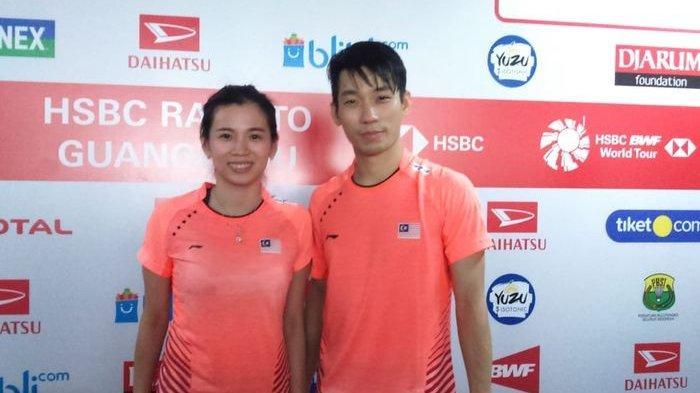 Di Luar Dugaan, Ganda Campuran Malaysia Ini Takluk di Babak Pertama German Open 2019