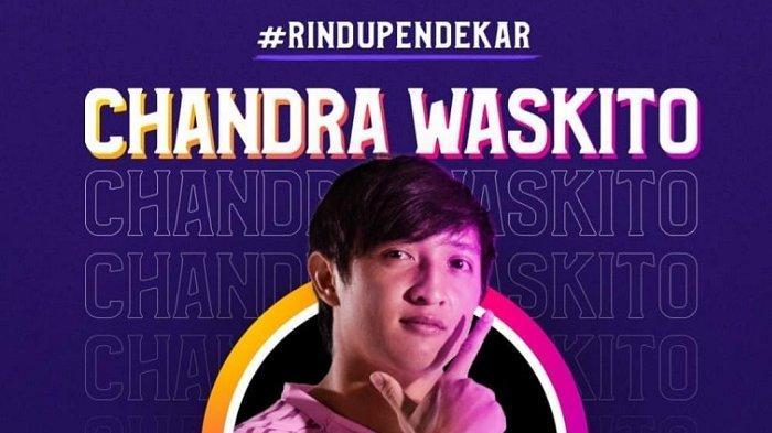 Besok, Persita Tangerang Hadirkan Chandra Waskito dalam Live Instagram Rindu Pendekar