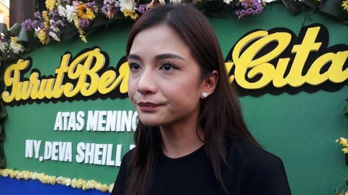 Chelsea Olivia Tak Bisa Berkata-kata Lagi Saat Ceritakan Ibunda Mikha Tambayong