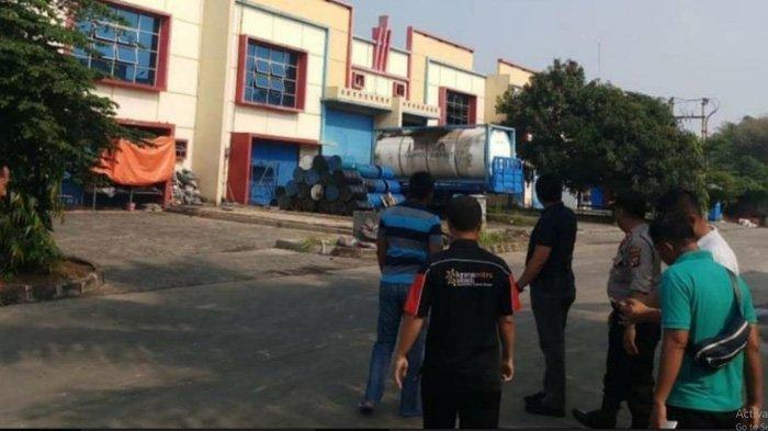 BREAKING NEWS Benda Mencurigakan Berdetak Ditemukan di Tangerang, Ini Kata Kapolresta