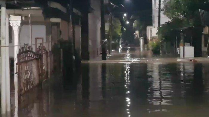 Sempat Diklaim Anies Baswedan Bebas Banjir, Kondisi RW 04 Cipinang Melayu Kembali Terendam 1 Meter
