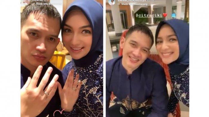 Mantan Kekasih Dilamar Rezky Aditya, Intip Kebersamaan Ali Syakieb & Citra Kirana saat Masih Pacaran