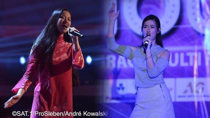Claudia Emmanuela yang Cetar di The Voice of Germany: Bermula dari Solatifa Choir, Ini Kata Guru