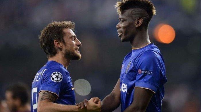 Paul Pogba Disarankan Pindah Lagi ke Juventus, Marchisio: Kamu Akan Bahagia Lagi