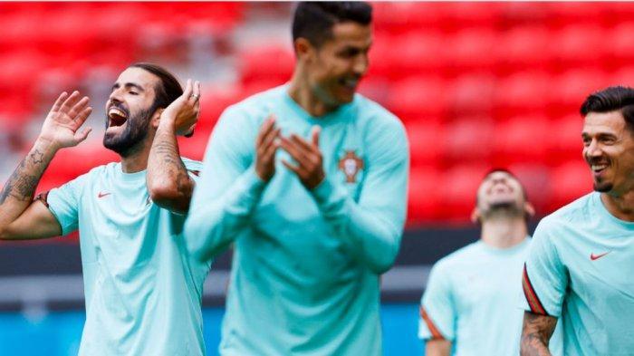 Prediksi Skor Piala Eropa 2020 Portugal vs Jerman Malam Ini, Cristiano Ronaldo Pulangkan Toni Kroos?