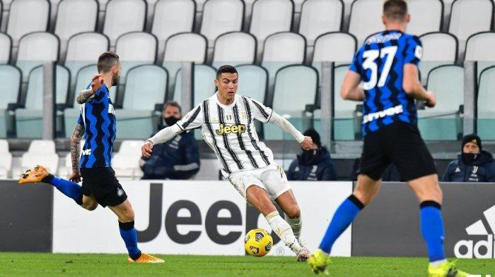 Juventus ke Final Coppa Italia Usai Tahan Imbang Inter Milan