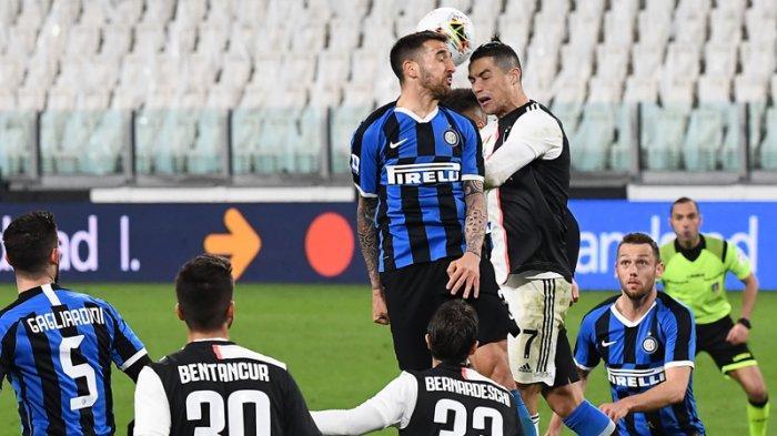 Live Streaming Coppa Italia Juventus vs Inter Milan di TVRI Pukul 02.45 WIB: Bianconeri Diunggulkan
