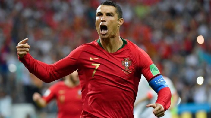 Catatan Buruk Ronaldo di Setiap Fase Gugur Piala Dunia Hingga Persaingan dengan Suarez