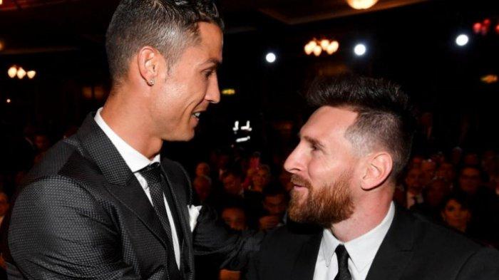 Lampaui Cristiano Ronaldo, Linonel Messi Jadi Pemain Bergaji Paling Tinggi, Bisa Beli 2 Pesawat